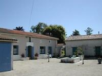 Family home with swimming pool,guest cottage & 6 bed gite rental in Charente FRANCE.