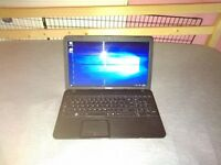 Toshiba Satellite Laptop with Charger