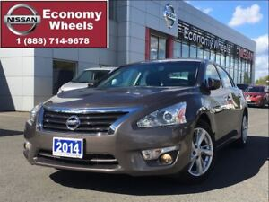 2014 Nissan Altima 2.5 SL ONE OWNER / EXTENDED WARRANTY