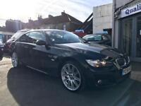 2009 58 Bmw 330i M SPORT *Automatic* *Low Mileage* Broad Street Motor Co