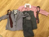 Boy's suit 2-3 years in excellent condition from Next and Monsoon