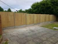 Garden Fencing - Fence Installation