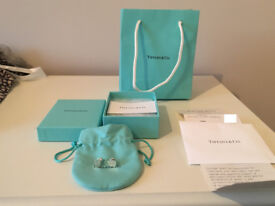 Tiffany Mini Heart Tag Earings