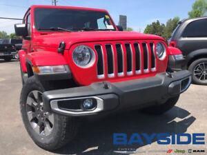 2018 Jeep All-New Wrangler Unlimited Sahara   NAV   4X4