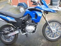 for sale motorini exp 125 just make a offer dont have a price in mind