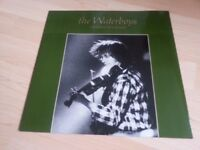 "The Waterboys 12"" vinyl ""Fisherman's Blues"""
