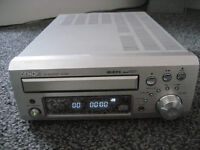 Denon UD-M31 Audio Shelf System - CD Player + Stereo Amplifier + Radio Tuner and Remote Control