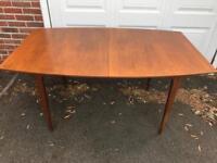 Mcintosh dining table
