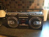 Philips rare boombox