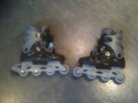 Fastrac roller blades