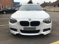 QUICK SALE PX? BMW 1 SERIES 116D AUTOMATIC M SPORT DIESEL HPI CLEAR M135i LOOKS BARGAIN PX WELCOME