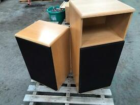 False Speaker units
