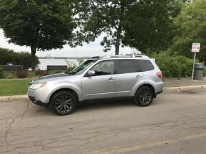 2013 Subaru Forester 2.5X Touring Package