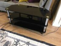 "TV glass corner cabinet to hold up to 42"" TV. Free delivery within 20 mile radius."