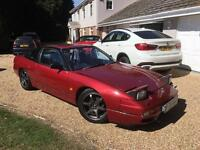 Rota boost style 4x114.3 17inch Alloys with tyres . 200sx s13