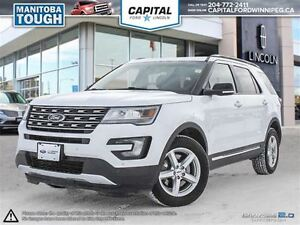 2016 Ford Explorer XLT **Remote Start-Heated Seats-Rear Cam**