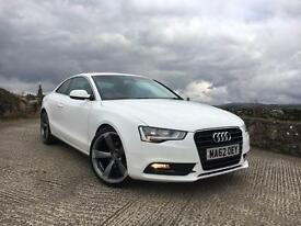 2012 Audi A5 2.0 Tdi SE 161 Bhp 6 Speed. New Model Coupe. Finance Available