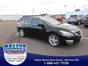 2013 Nissan Altima SV! EXT Warranty! Back-Up! Alloy! Heated!