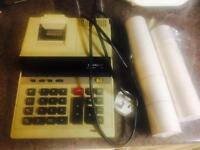 SHARP CS-1612 Electronic Calculator