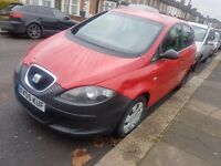 NICE AND CLEAN SEAT ALTEA 1.9TDI FROM 2005