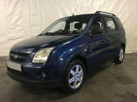 2005 Suzuki Ignis 1.5 VVT GLX 5dr *** Full Years MOT *** Cheap Cars