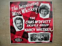 The Intoxicating Miss Whiskey - The Chas McDevitt Skiffle Group Oriole MG 1008 10inch LP