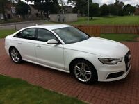 Audi A6 Saloon 2.0 TDI (177PS) S-Line Multitronic 4dr