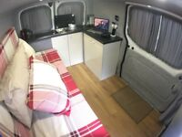 Vauxhall Vivaro SWB Camper/ Day Van 1.9l CDTI 43,250 miles 2006