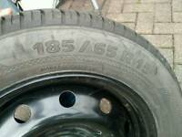 Like new tyre 185/65 R15