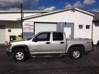 2005 Chevrolet Colorado CREW CAB 4X4 !! WITH TOW PACKAGE !!