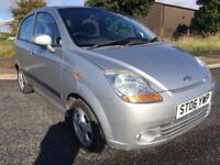 2006 CHEVROLET MATIZ 1.0 SX 5 DR HATCHBACK LOW MILEAGE