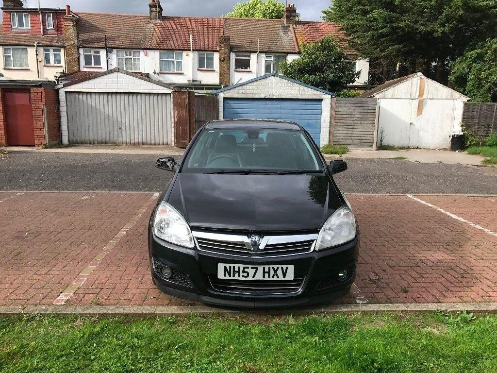 2008 Vauxhall Astra 1.8 i 16v Design 5dr Auto @07445775115