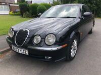 Jaguar S -Type 2.5. Cheap car