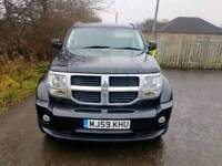 Dodge Nitro SXT CRD AUTO 4X4, 74,000 Miles, Just Serviced, MOT 1/09/18, TEL-07477651115