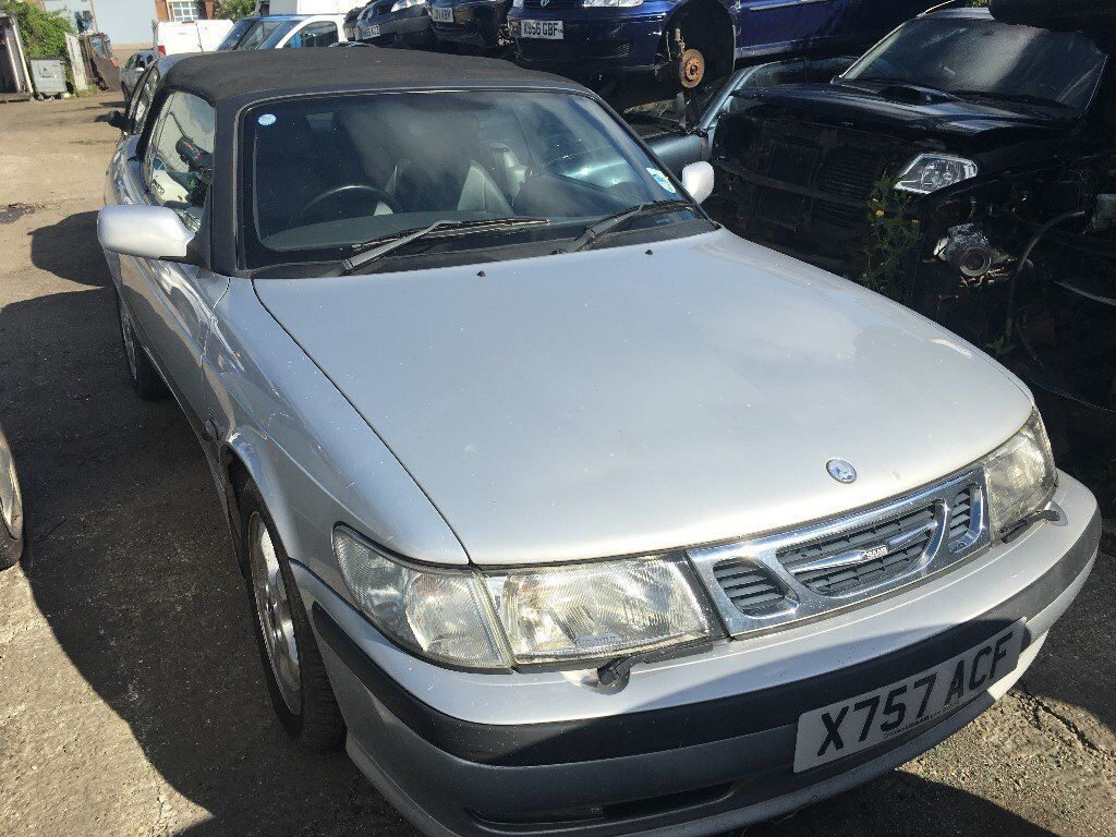 2000 SAAB 9-3 SE TURBO ECO (MANUAL PETROL)- FOR PARTS ONLY