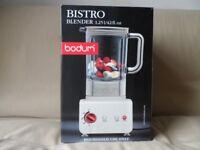 New White Bodum Blender in box