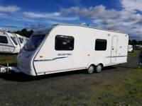 6 berthTouring caravan 2007