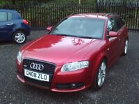Audi A4 S-line 2.0 tdi special edition 170bhp