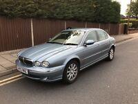 Jaguar x-type 2.5v6 auto 2003 only 55000 miles