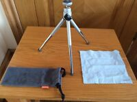 Sony camera mini tripod. Pocket sized.