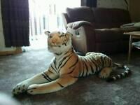Life like tiger