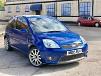 Ford fiesta ST150 blue 3dr