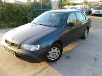 LHD TOYOTA CARINA , we have more left hand drive ---15 cheap cars on stock---