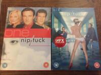Nip Tuck series 1 & 6