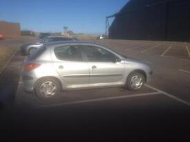 Peugeot 206 1.4 hdi (spares or repair)