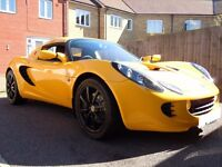 Lotus Elise R Touring S2 2007 **STUNNING** ONLY 12,500 MILES - IMMACULATE condition throughout