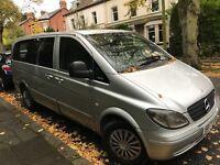 Mercedes Benz minibus **Taxi bus**