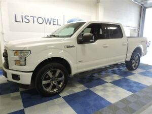 2015 Ford F-150 4x4 - Supercrew XLT - 145 WB Ford Certified Pre-