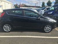 Ford Fiesta 2015 Black Edition Ecoboost Zetec