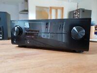 Pioneer VSX-521-K - AV receiver - 5.1 channel - glossy black
